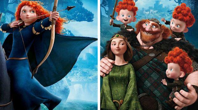 Brave Indomable Disney+