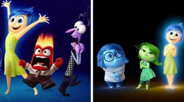 Del Revés Inside Out Disney+