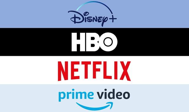 Comparativa Disney+, Netflix, HBO y Prime Video. ¿Vale la pena?