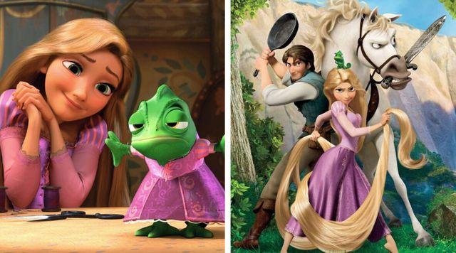 Enredados Disney+