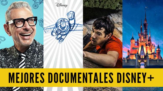 Mejores Documentales de Disney+