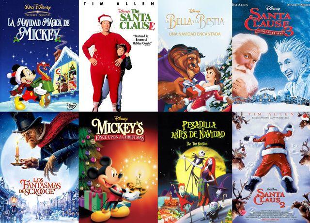 Mejores películas Disney+ para Navidad