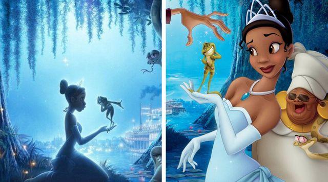 Tiana y el Sapo Disney Plus