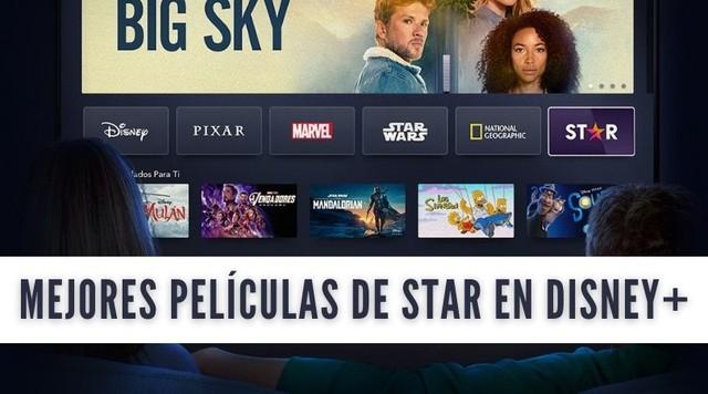 Mejores películas de Star de Disney Plus