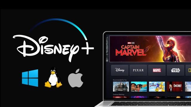 Descargar Disney Plus para PC (Windows, Linux, Mac OS)
